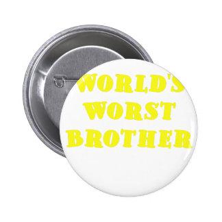 Mundos Brother peor Pin