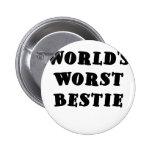 Mundos el Bestie peor Pin