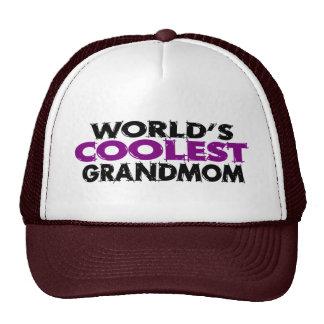 Mundos el Grandmom más fresco Gorra