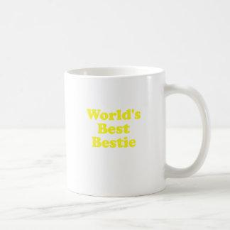 Mundos el mejor Bestie Taza