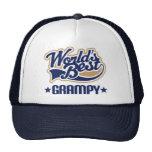 Mundos el mejor Grampy Gorras