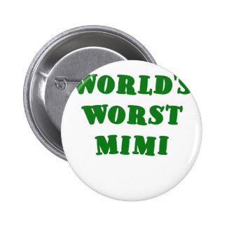 Mundos el Mimi peor Pin