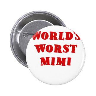 Mundos el Mimi peor Pins
