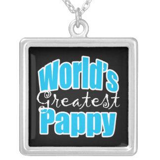 Mundos el Pappy más grande Grimpola Personalizada