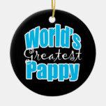 Mundos el Pappy más grande Ornato