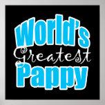 Mundos el Pappy más grande Poster