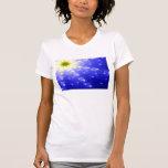 Mundos extranjeros camiseta