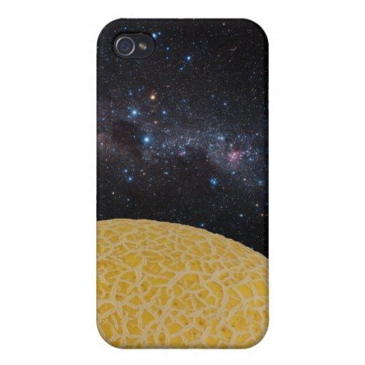 Mundos gemelos de Galia de la constelación Costco iPhone 4/4S Carcasa