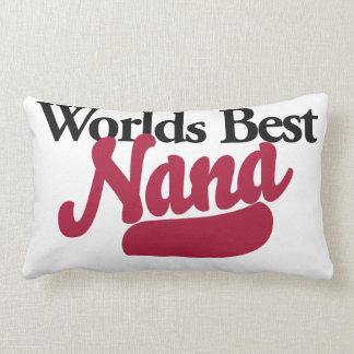 Mundos la mejor Nana Cojín Lumbar