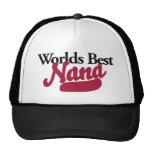 Mundos la mejor Nana Gorro