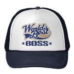 Mundos mejor Boss Gorros