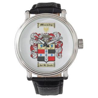 Mundy Wrist Watches
