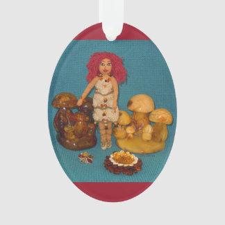 Muñeca ambarina del Faerie