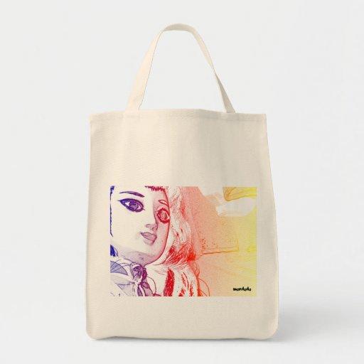 muñeca bolsas