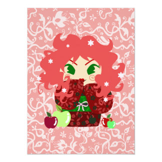 Muñeca de Apple Kokeshi Comunicado