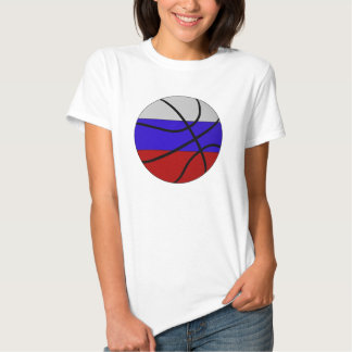 Muñeca de las señoras del baloncesto de Rusia Polera