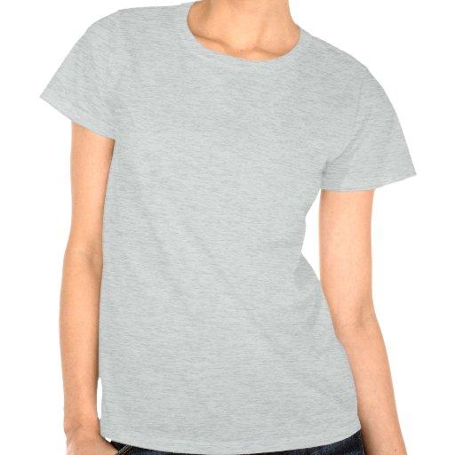 Muñeca de LG (gris) Camiseta