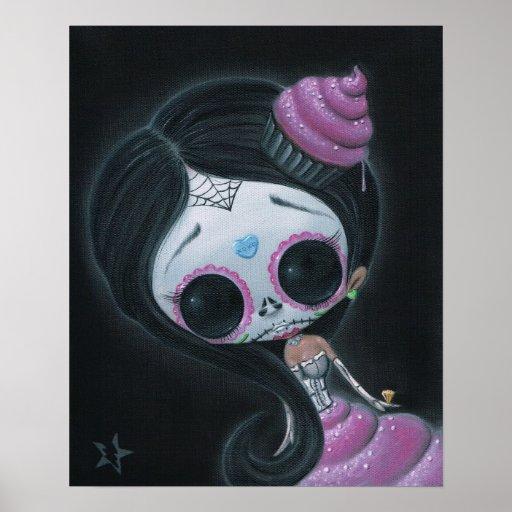 Muñeca de los muertos póster