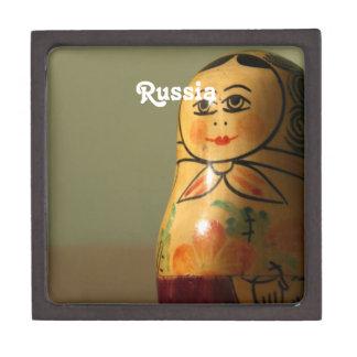 Muñeca de Matryoshka Caja De Recuerdo De Calidad