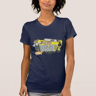 muñeca del monopatín/arma girl2 camiseta
