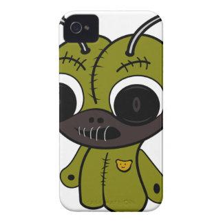 Muñeca del monstruo iPhone 4 Case-Mate protector