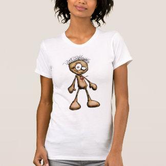 muñeca del vudú camiseta