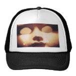 Muñeca espeluznante gorras de camionero