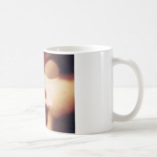 Muñeca espeluznante tazas de café