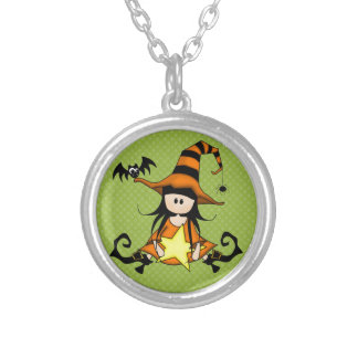 ¡Muñeca femenina de la bruja de Halloween - linda Joyeria