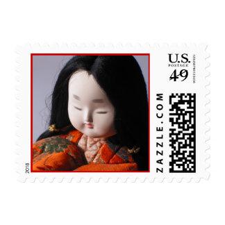 Muñeca japonesa 2 franqueo
