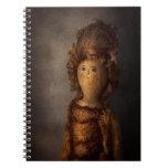 - Muñeca - Matilda espeluznante Cuadernos