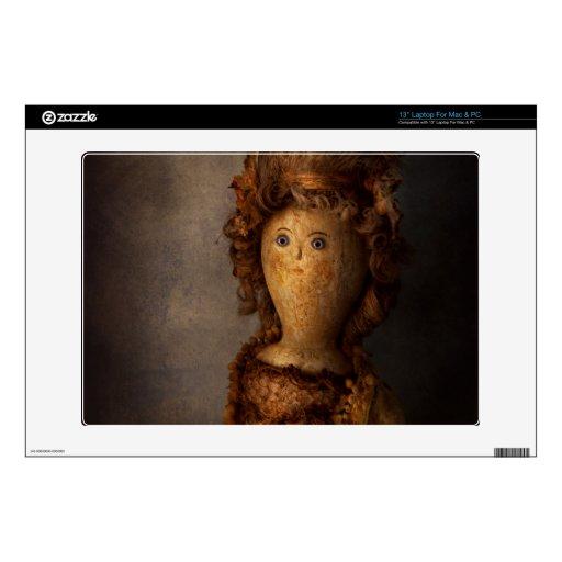 - Muñeca - Matilda espeluznante Portátil Skin