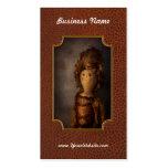 - Muñeca - Matilda espeluznante Tarjetas De Visita