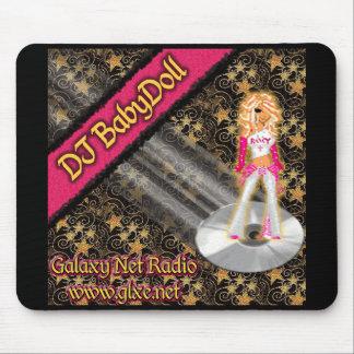 Muñeca Mousepad de DJ