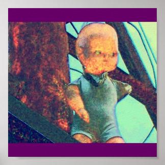 muñeca póster