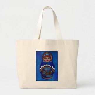 Muñeca rusa bolsas