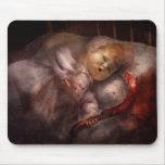 - Muñeca - terrores de noche espeluznantes Tapete De Ratones