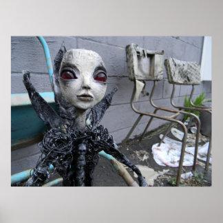 Muñecas apocalípticas del poste posters