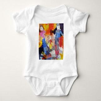 Muñecas de papel una pintura de Connelly Camisetas