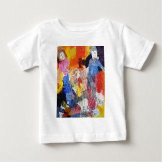 Muñecas de papel una pintura de Connelly Tee Shirt