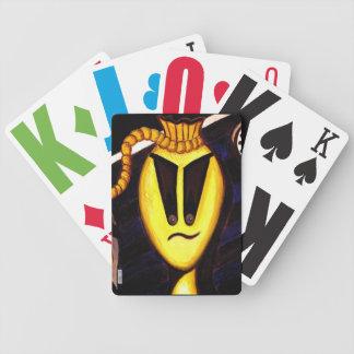 Muñecas de trapo - nunca bastante tiempo cartas de juego
