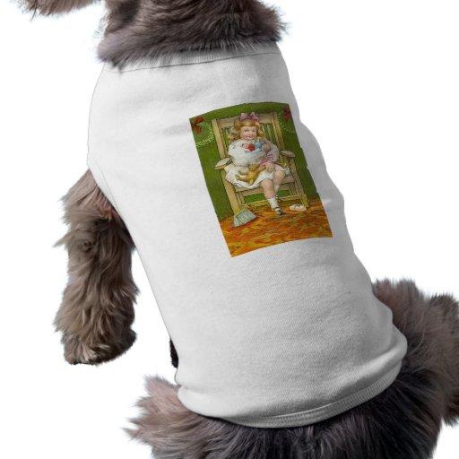 Muñecas del navidad ropa de perros