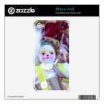 Muñecas del payaso iPhone 4 skins