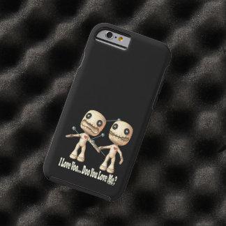 Muñecas del vudú funda de iPhone 6 tough