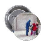 Muñeco de nieve - cirugía reconstructiva pin