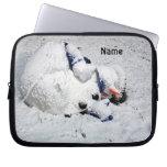 Muñeco de nieve de muerte de la caja del ordenador manga computadora