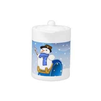 Muñeco de nieve Nevado
