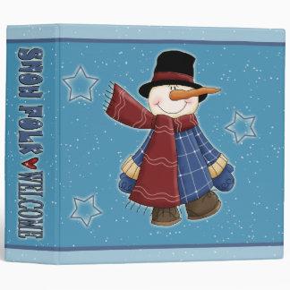 """Muñecos de nieve lindos carpeta 2"""""""