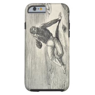 Mungo Park (1771-1806) encouraged by the sight of Tough iPhone 6 Case