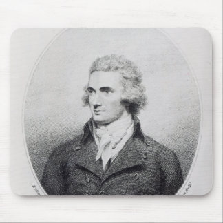 Mungo Park, engraved by T. Dickinson Mouse Pad